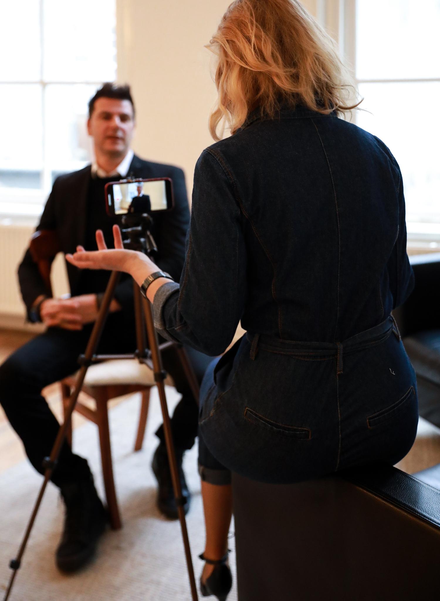 Stage Heroes website image presentation coaching Amsterdam
